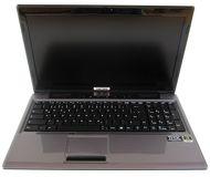 Ноутбук MSI MS-16GA черный  Б/У