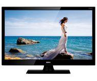"""Телевизор 24"""" BBK 24LEM-1009/T2C черный"""