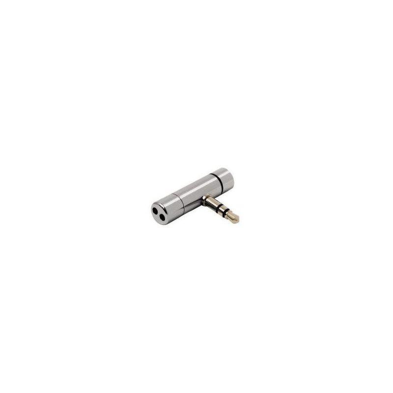 Микрофон Hama H-57151 миниатюрный для ноутбука 32 x 8 мм 3.5 мм Jack серебристый