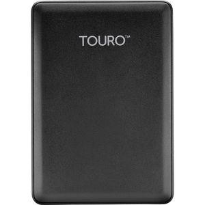 """Внешний жесткий диск Hitachi 2Tb Touro Mobile HTOLMU3E20001ABB USB 3.0 2.5"""" черный"""