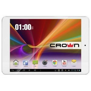 Планшет Crown CM-B899 3G 7.85'' Серебристый (РСТ)