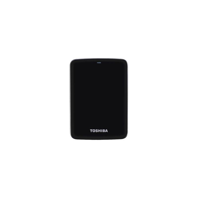 """Внешний жесткий диск Toshiba 1Tb HDTB310EK3AA Canvio Basics USB 3.0 2.5"""" черный"""