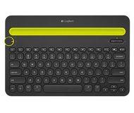 Клавиатура беспроводная Logitech K480 Bluetooth черный (920-006368)