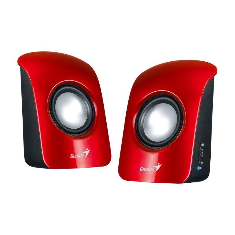 Колонки Genius SP-U115  Красный