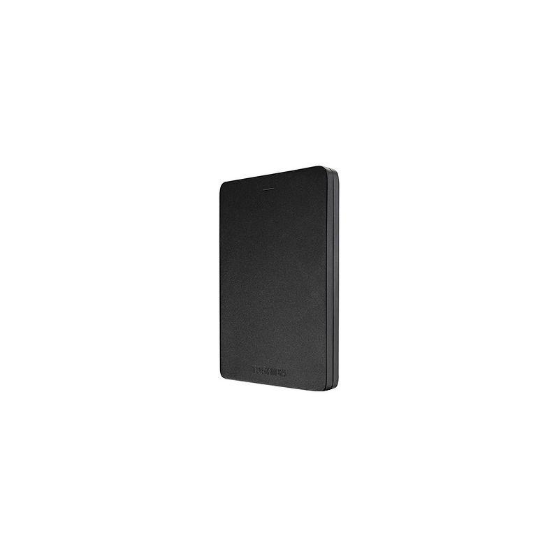 """Внешний жесткий диск Toshiba 500Gb HDTH305EK3AA Canvio Alu USB 3.0 2.5"""" черный"""