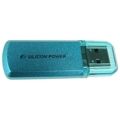 Флешка USB 32 ГБ Silicon Power Helios 101 [SP032GBUF2101V1B] синий