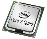 Процессор Intel Core2Quad Q6600  б/у
