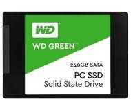 Накопитель SSD 240Gb WD Green  WDS240G1G0A  (TLC)
