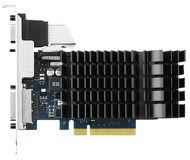 Видеокарта Asus GeForce GT 730 Silent LP (2Gb 64bit)  GT730-SL-2GD3-BRK
