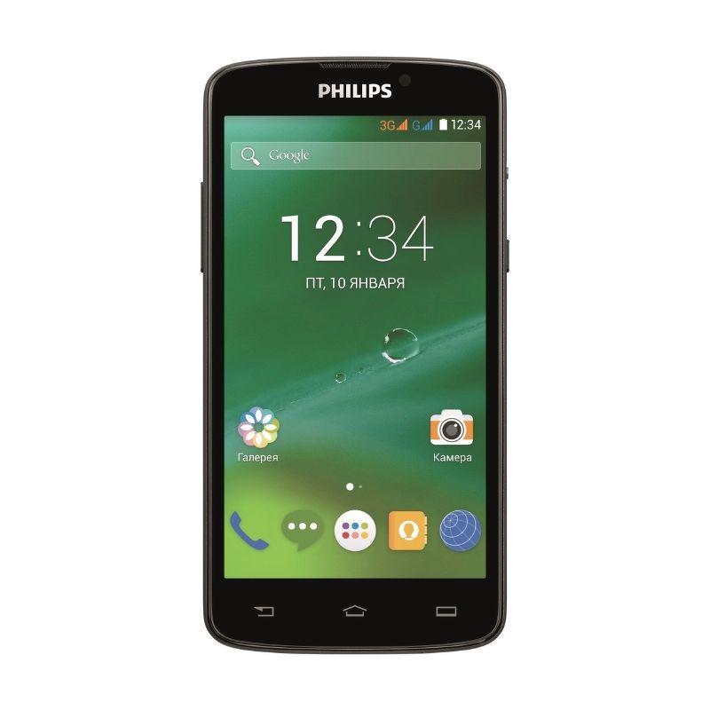 Смартфон Philips V387 черный (РСТ) б/у