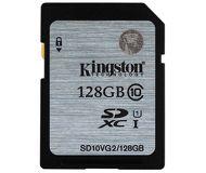 Флеш карта SDXC 128Gb Class10 Kingston SD10VG2/128GB