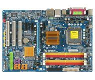 Материнская плата Soc-775 Gigabyte GA-965P-S3 б/у