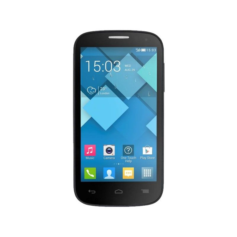 Смартфон Alcatel One Touch POP C5 OT5036D Черный б/у