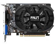 Видеокарта Palit NVIDIA GeForce GTX650 (1Gb GDDR5 128bit)  б/у