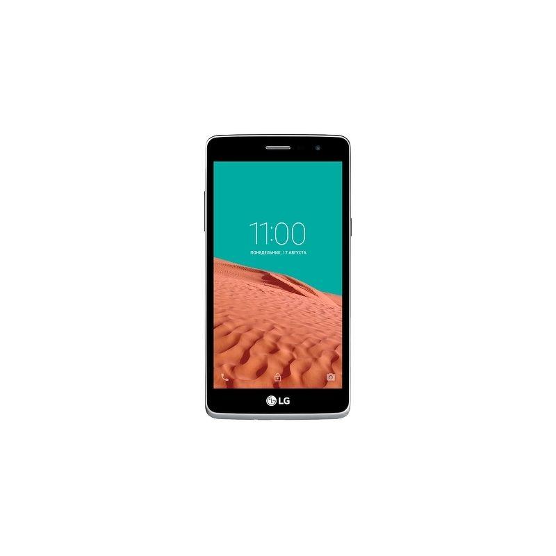 Смартфон LG Max X155 Серебристый (РСТ)