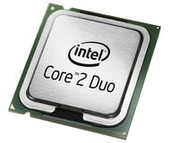 Процессор Intel Core2Duo E6750 (Soc-775/2x2.66Ghz/4Mb/1333) б/у
