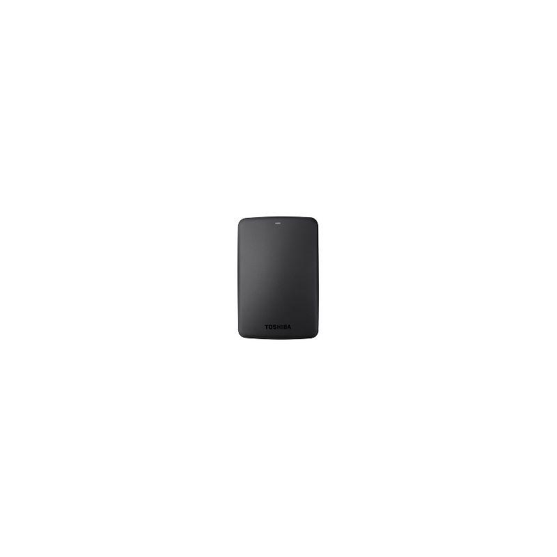 """Внешний жесткий диск Toshiba 500Gb HDTB305EK3AA Canvio Basics USB 3.0 2.5"""" черный"""