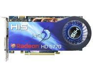 Видеокарта HIS AMD Radeon R5770 (1Gb GDDR5 128bit)  б/у