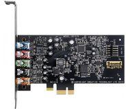 Звуковая карта Creative Sound Blaster Audigy Fx 5.1  SB1570 , PCI-E x1