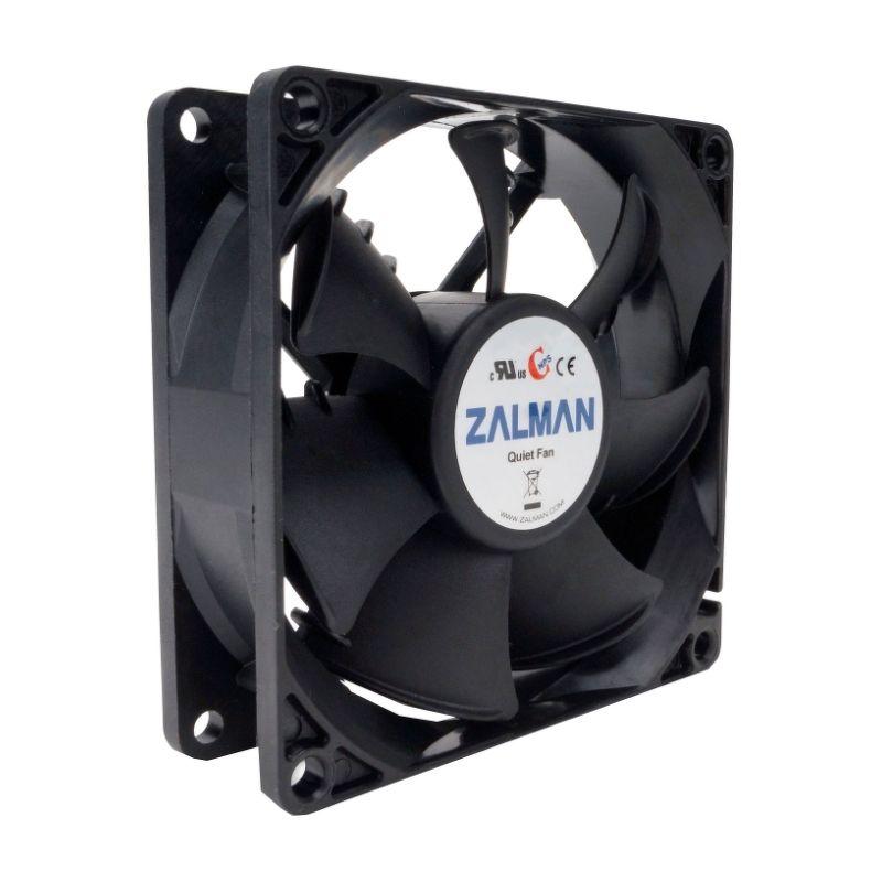 Вентилятор Zalman  ZM-F1 Plus(SF)  80мм