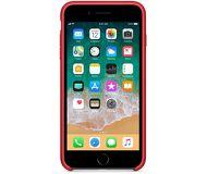 Чехол Apple Silicone Case Product Red для  iPhone 7 Plus/8 Plus , красный  MQH12  реплика