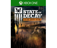 Игра для XBOX One State Of Decay: Year-One Survival Edition б/у