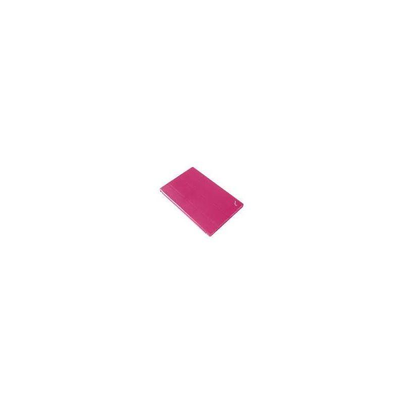 Чехол-книжка G-Case Slim Premium для [iPad Air 2], кожа, розовый