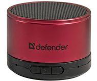 Колонка Defender Wild Beat красный