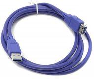 Кабель USB 3.0 Am-Af удлинительный 1.8м AOpen  ACU302-1.8M
