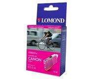 УЦЕНКА Картридж струйный Lomond BCI-3eM пурпурный для Canon BC-31, BC-33, S600 (L0202314)