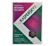 ПО Kaspersky Internet Security 2013 5 ПК/1 год Базовая лицензия  KL1849RXEFS
