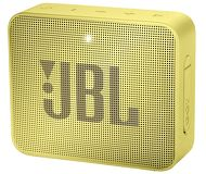 Колонки портативные JBL GO 2 желтый