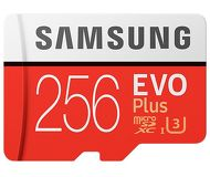 Карта памяти microSDXC 256 ГБ Samsung EVO PLUS [MB-MC256GA/RU] Class 10 UHS-I
