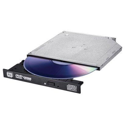 Привод DVD-RW LG [GTC0N] SATA slim черный