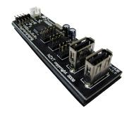 Контроллер NZXT Internal USB Expansion IU01 (8E-IU001-000)