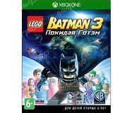 Игра для Xbox One: LEGO Batman 3. Покидая Готэм (рус.субтитры)