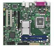 Материнская плата Soc-775 Intel DG41TY б/у