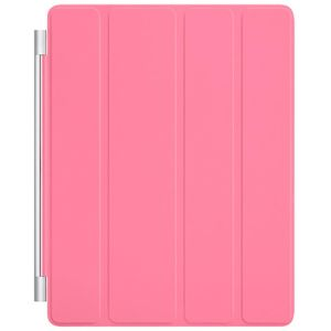 Чехол Apple iPad 2/3/4 Smart Cover полиуретан розовый  MD308ZM/A