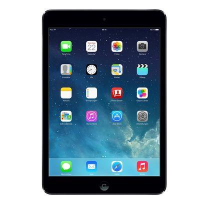 Планшет Apple iPad mini 2 32 Гб Wi-Fi + Cellular серый [ME820RU/A]