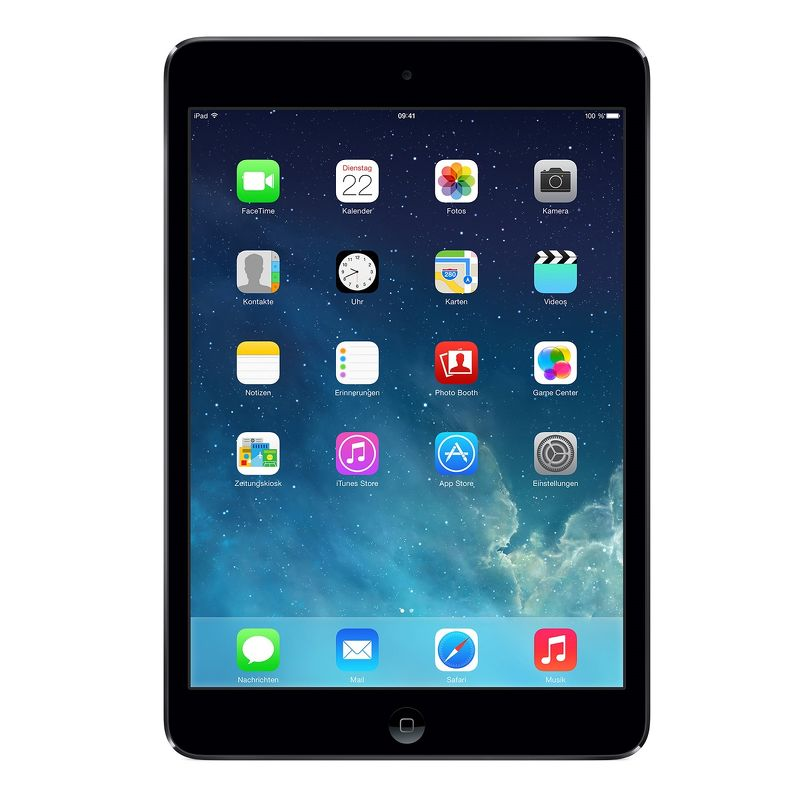 Планшет Apple iPad mini 2 32 Гб Wi-Fi + Cellular серый  ME820RU/A