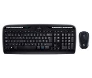 Комплект клавиатура + мышь Logitech MK330 беспроводной, черный (920-003995)