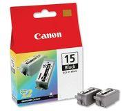 Картридж струйный Canon  BCI-15  черный (8190A002)