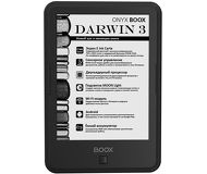Электронная книга ONYX BOOX Darwin 3 черная