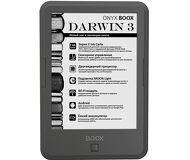 Электронная книга ONYX BOOX Darwin 3 серая