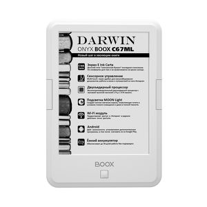 Электронная книга ONYX BOOX C67ML Darwin белая