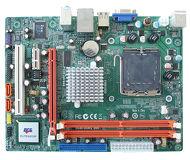 Материнская плата Soc-775 ECS G31T-M9 б/у