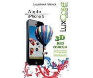 """Защитная пленка LuxCase для Apple  iPhone 5/5S/5C/SE , с эффектом """"3D без очков"""""""