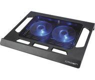 """Подставка охлаждающая 15.6"""" Crown CMLS-937, вентилятор 2х120 мм., подсветка"""