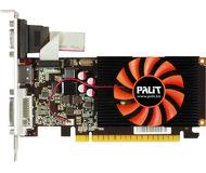Видеокарта Palit GeForce GT240 (512 МБ 128 бит) [NE3T2400FHD51] б/у