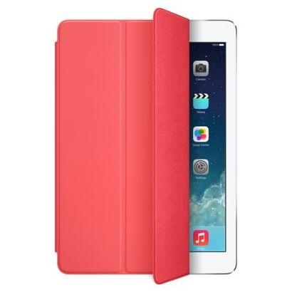 Чехол Apple iPad Air/Air 2 Smart Cover розовый [MF055ZM/A]